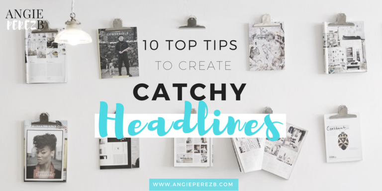 Ultimate Tricks To Write Catchy Headlines and Titles. With Examples.