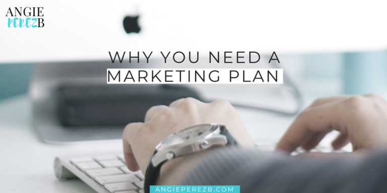 Why The Marketing Plan Is So Important