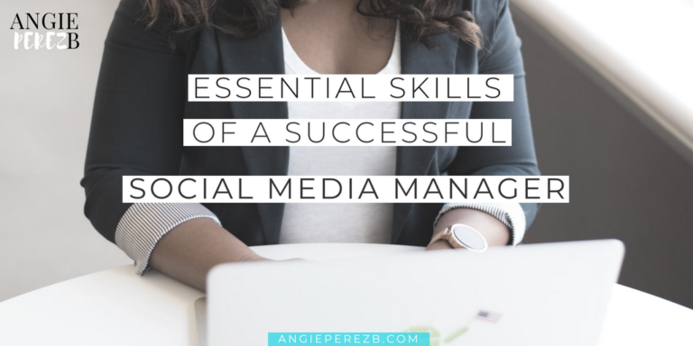 Essential Skills Duties and Tasks of a successful social media manager