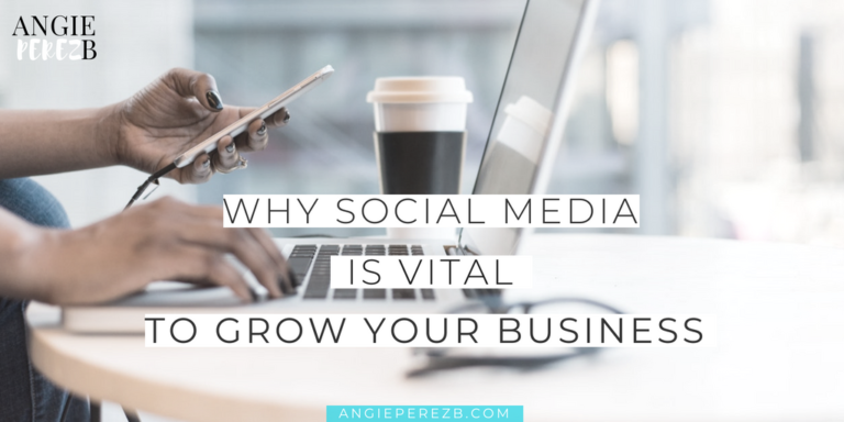Why Social Media is vital to grow your business (1)