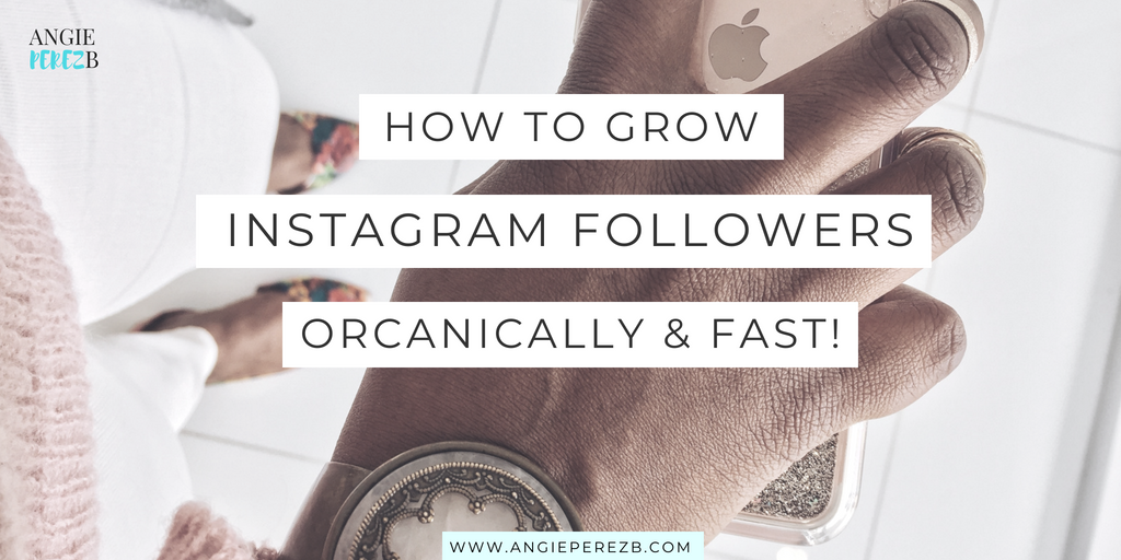 How To Grow Instagram Followers Fast