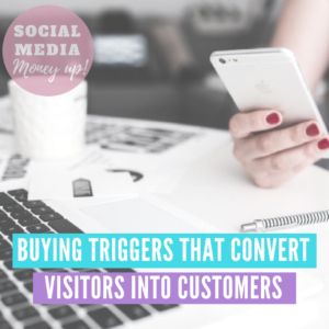 Podcast Buying triggers that convert visitors into customers