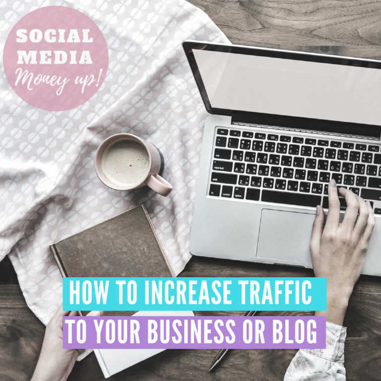 Increase Traffic To Your Business Or Blog