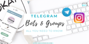 Telegram Groups and Bots