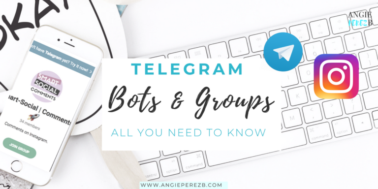 Telegram Bots & Groups