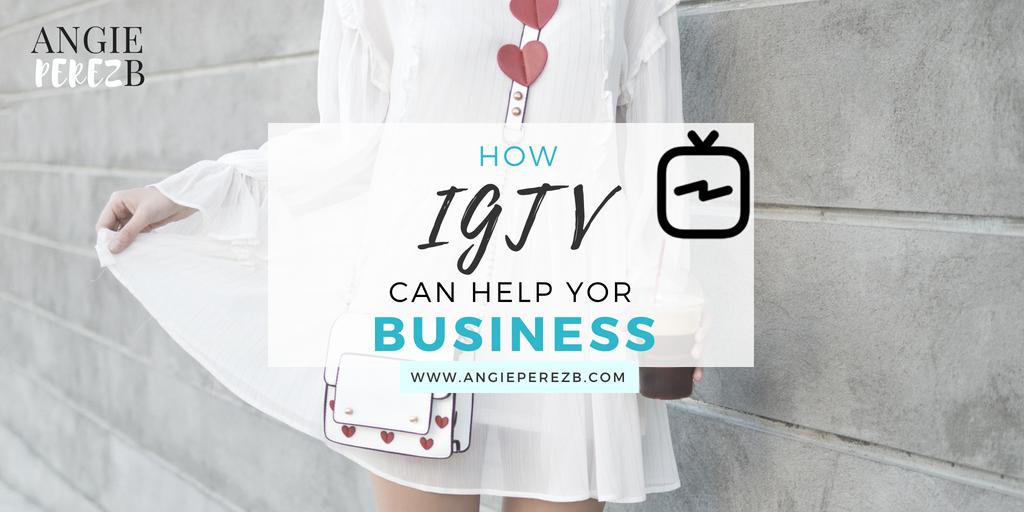 Instagram IGTV for business