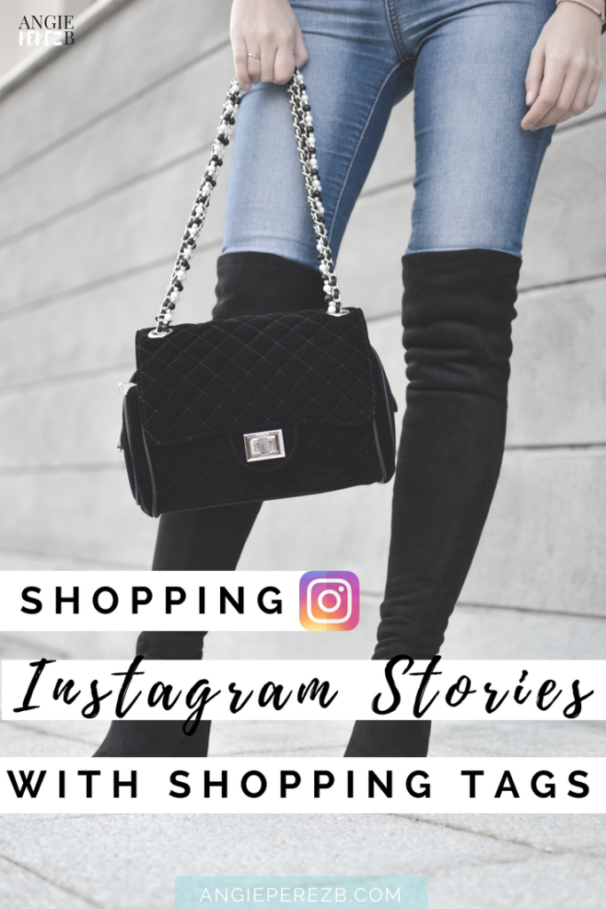 Instagram Shopping Stories Shopping Tags