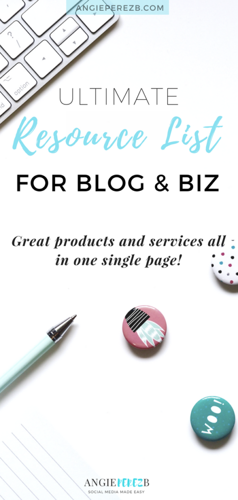 Recommendations and resources for business blogger and money making