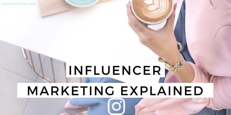 Influencer Marketing Explained