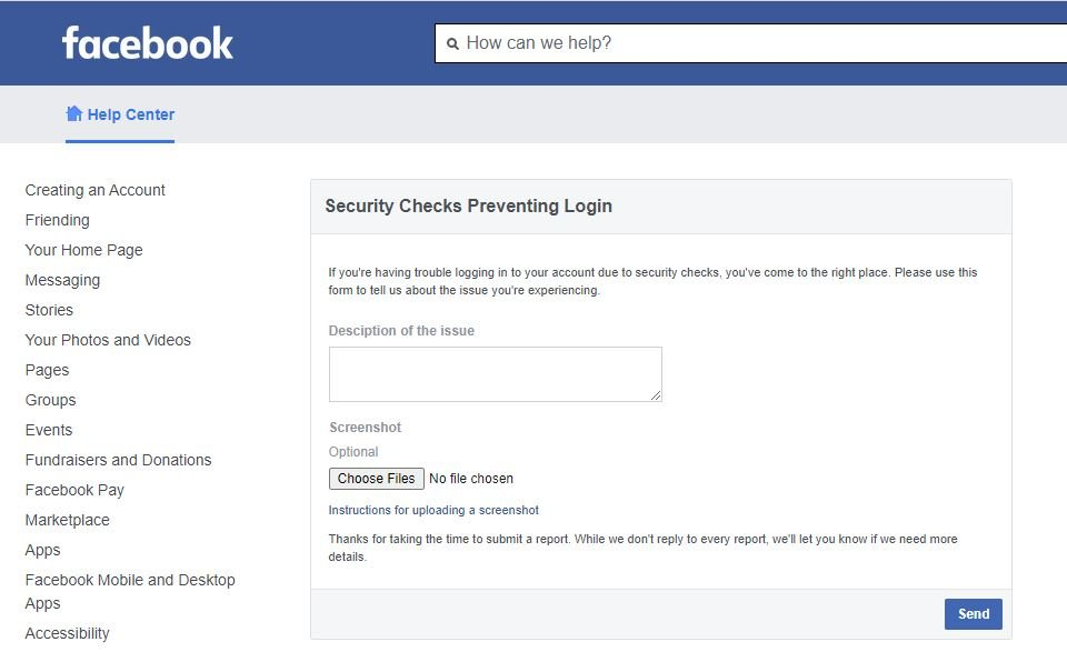 Locked out from Facebook: How To Recover your FB Account